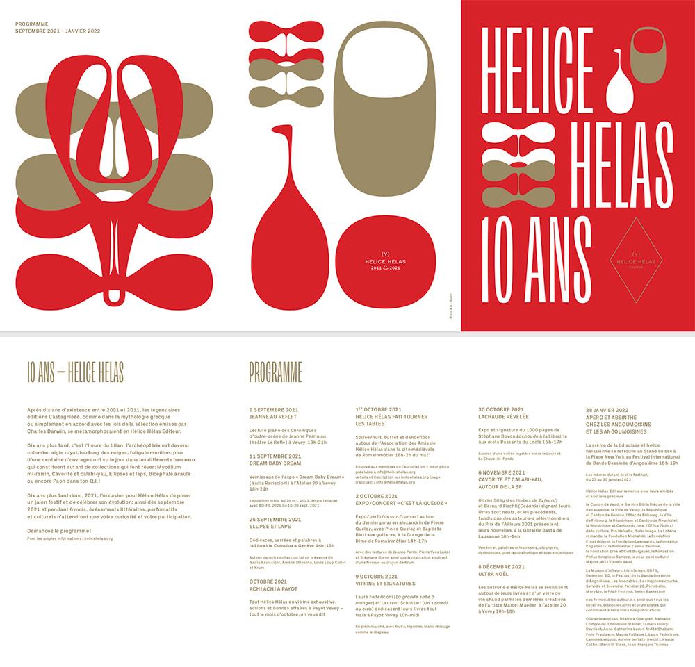 Helis Helas concert 10 ans romainmôtier
